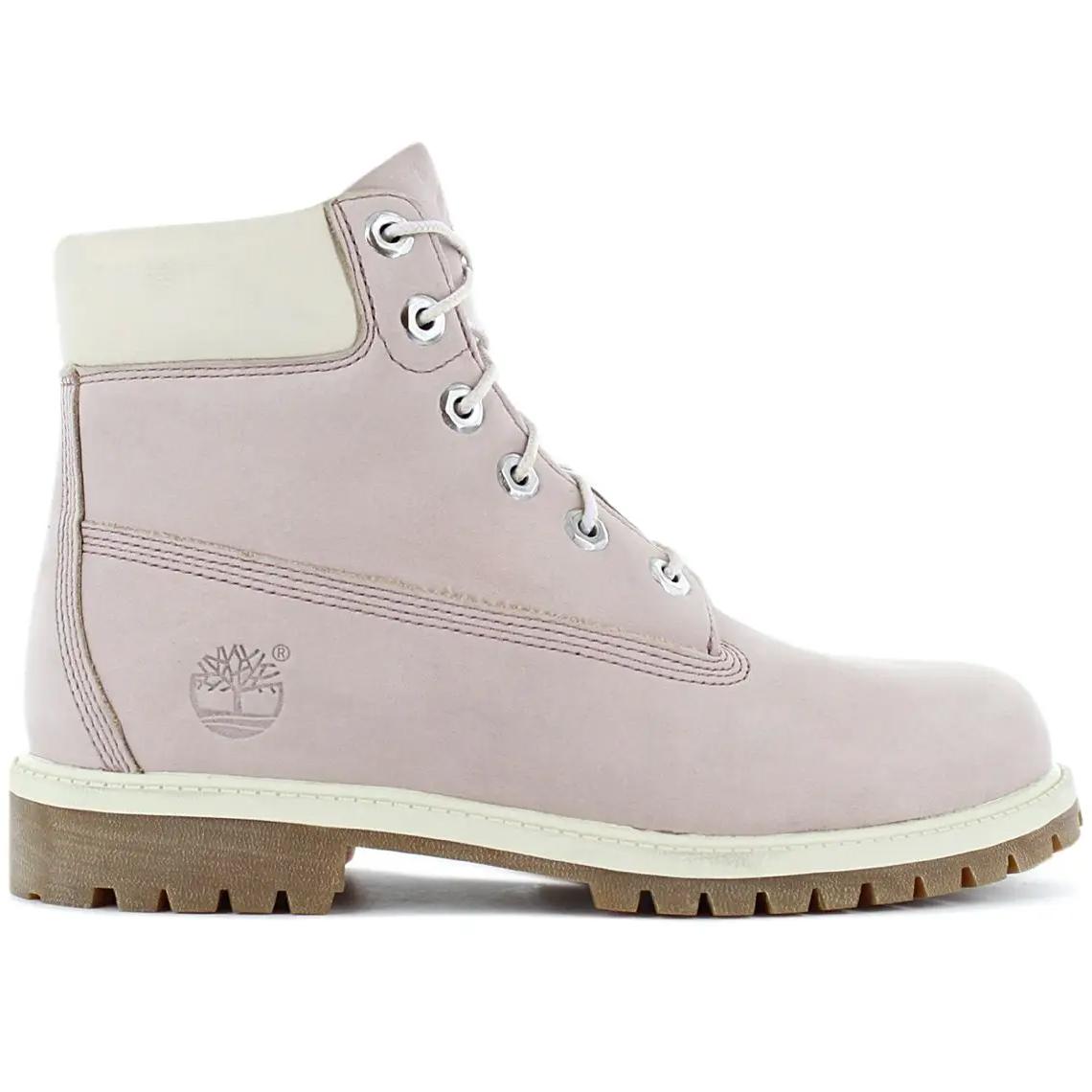 Timberland 6 Inch Premium Junior Boot medium purple 034992 524