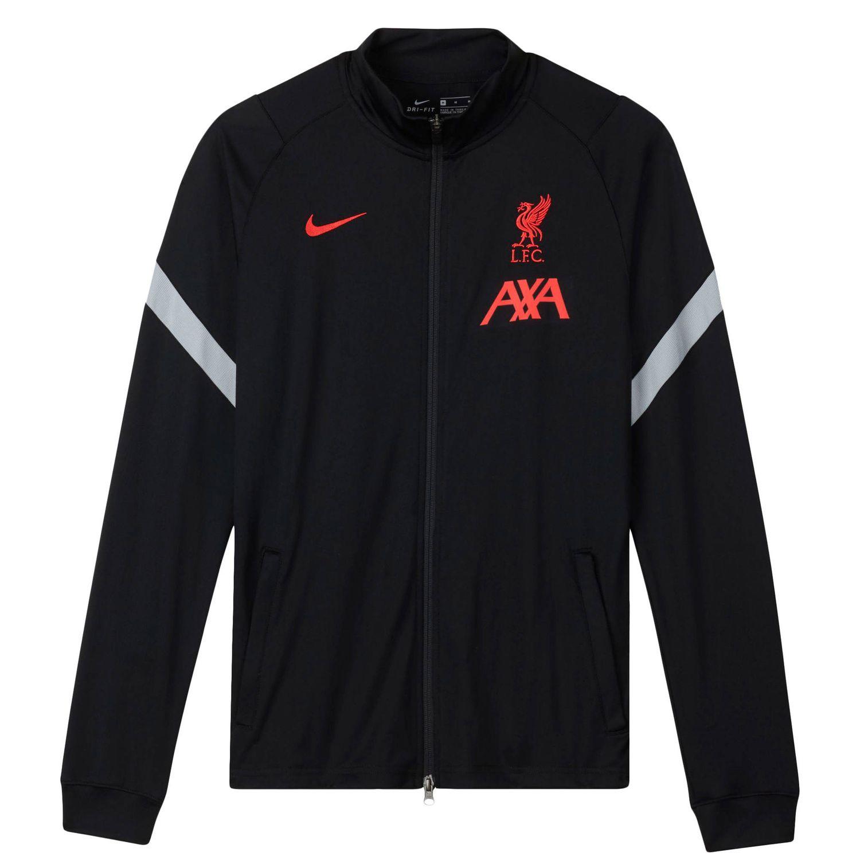 Nike Liverpool FC Strike Jacket schwarz rot CZ3314 010