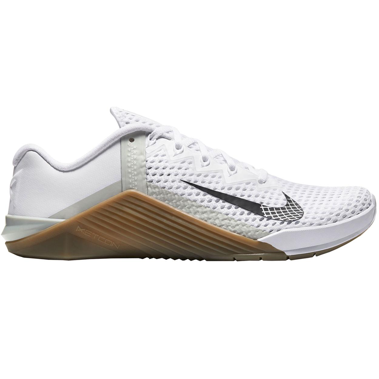 Nike Metcon 6 Trainingsschuh Fitness weiß grau CK9388 101