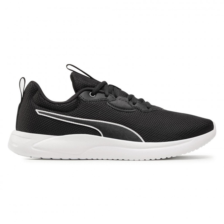 Puma Resolve Herren Sneaker schwarz weiß 194739 01