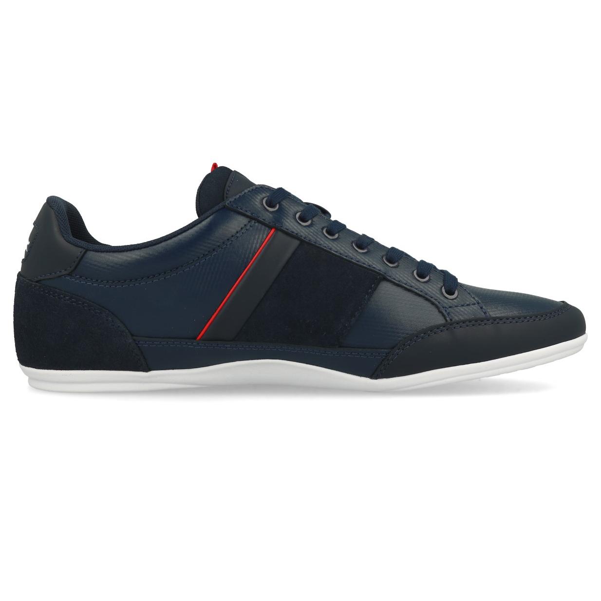 Lacoste Chaymon Herren Sneaker navy