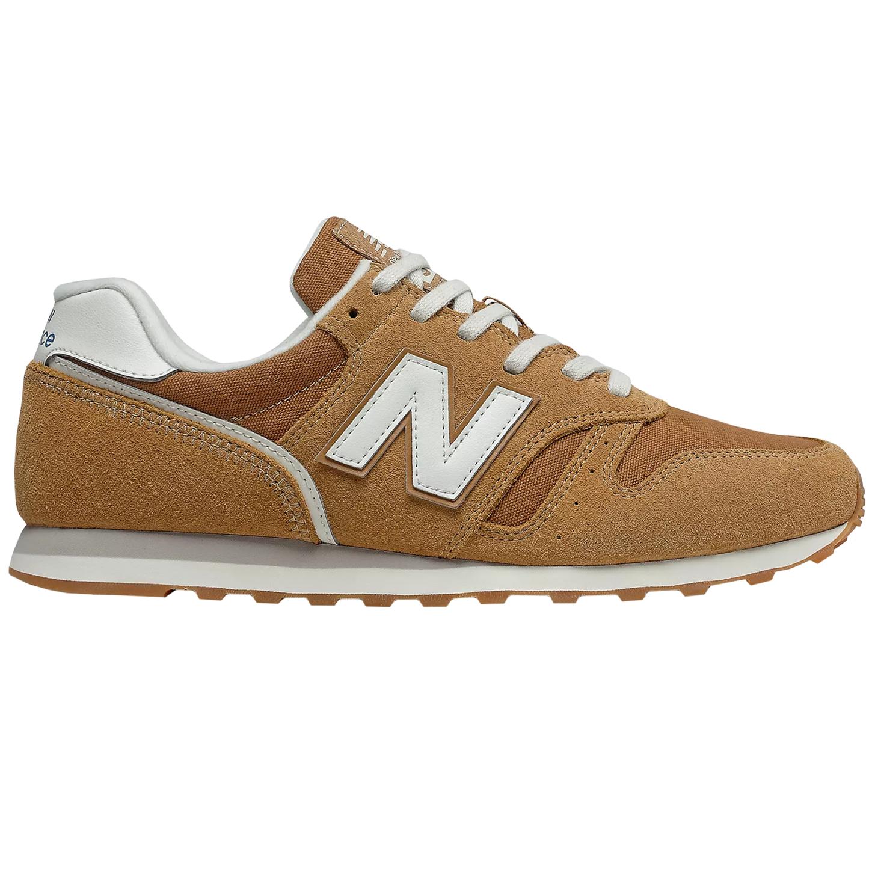 New Balance ML373SM2 Herren Sneaker braun weiß