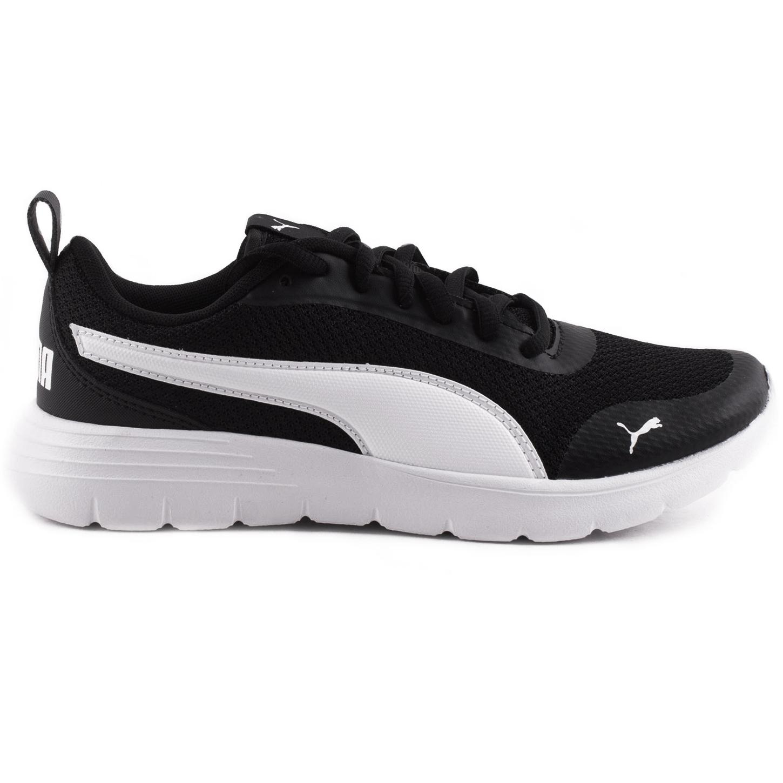 Puma Flex Renew Jr. Sneaker schwarz weiß