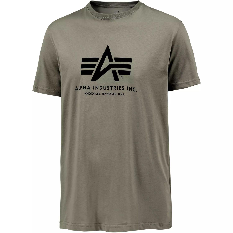 Alpha Industries Basic T-Shirt olive