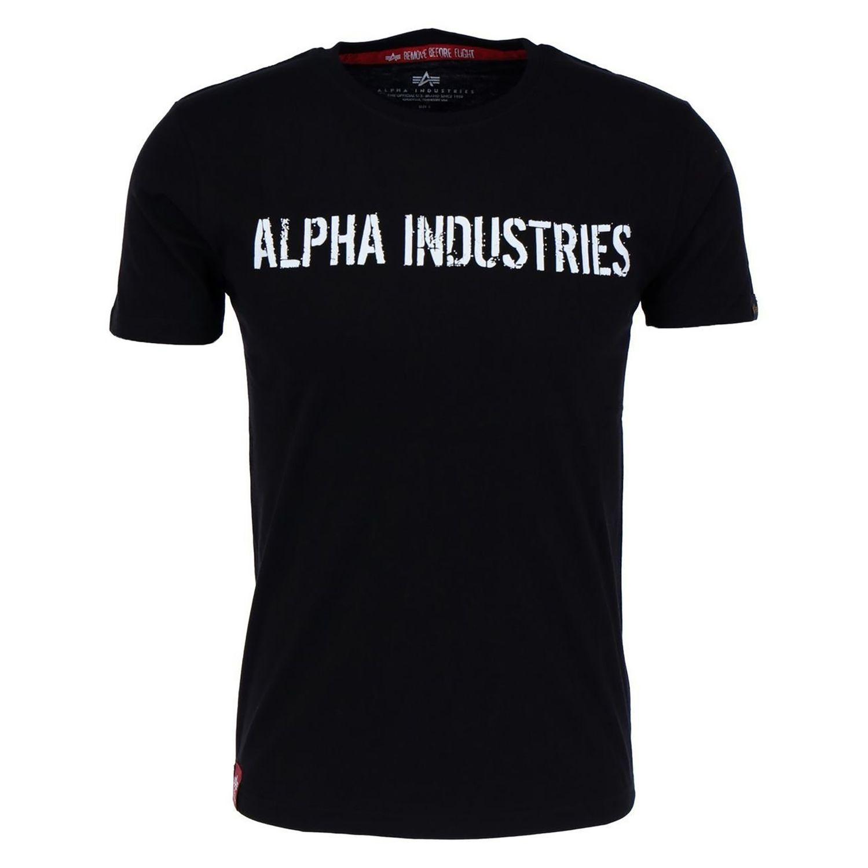 Alpha Industries RBF Moto T-Shirt black