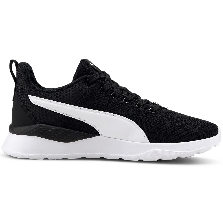 Puma Anzarun Lite Jr. Kinder Sneaker schwarz weiß