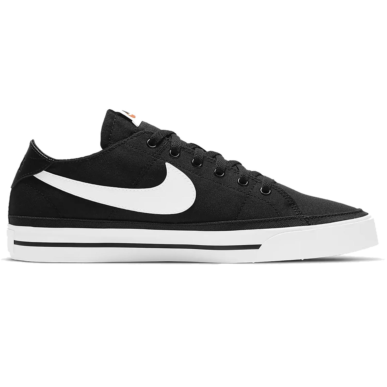 Nike Court Legacy CNVS Sneaker schwarz weiß CW6539 002