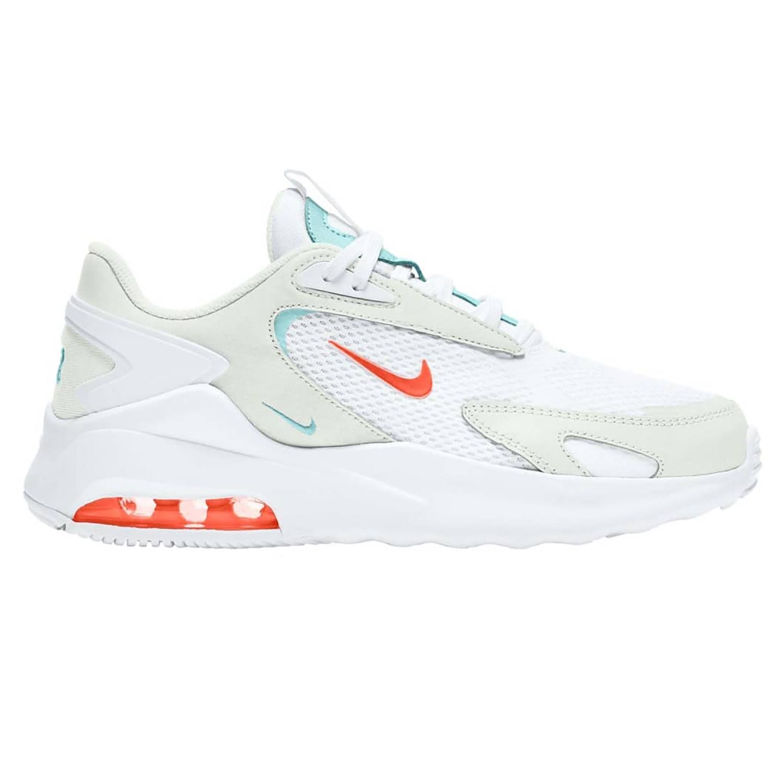 Nike WMNS Air Max Bolt Damen Sneaker weiß orange CU4152 104