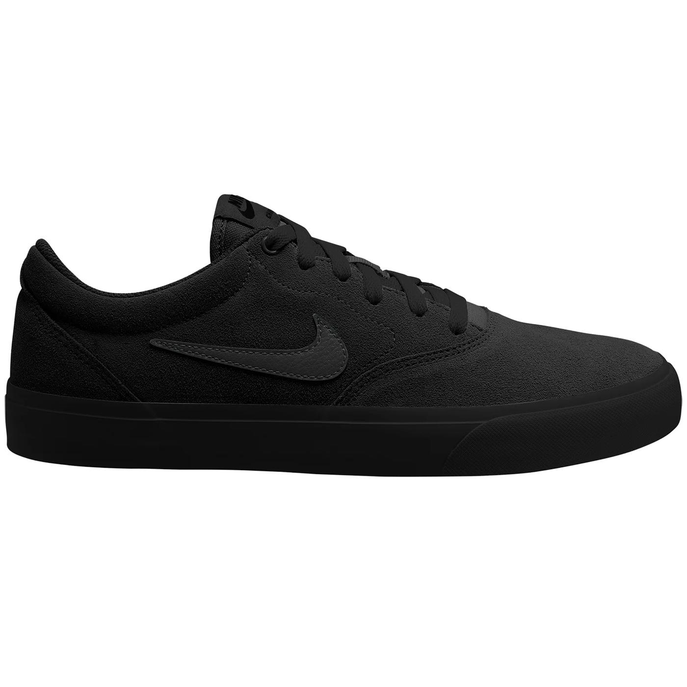 Nike SB Charge Suede Sneaker Skateschuh schwarz CT3463 003