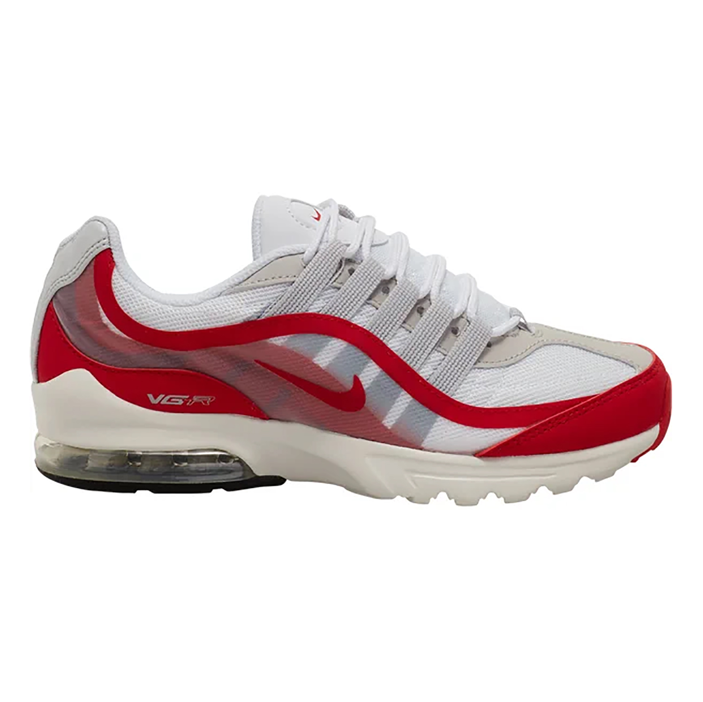 Nike WMNS Air Max VG-R Damen Sneaker weiß grau rot