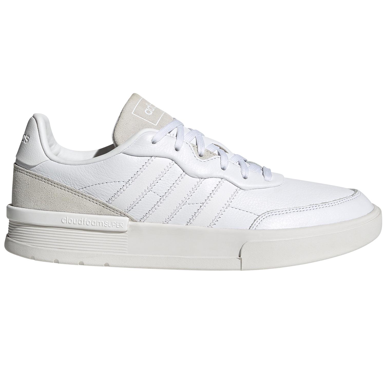 adidas Performance Clubcourt Sneaker weiß Leder H68183