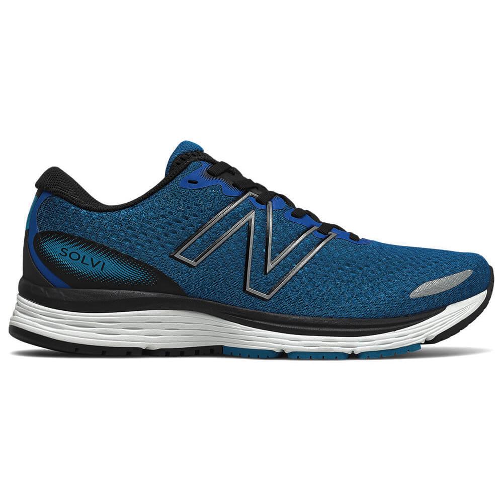New Balance Solvi V3 Laufschuhe Running blau MSOLVCH3