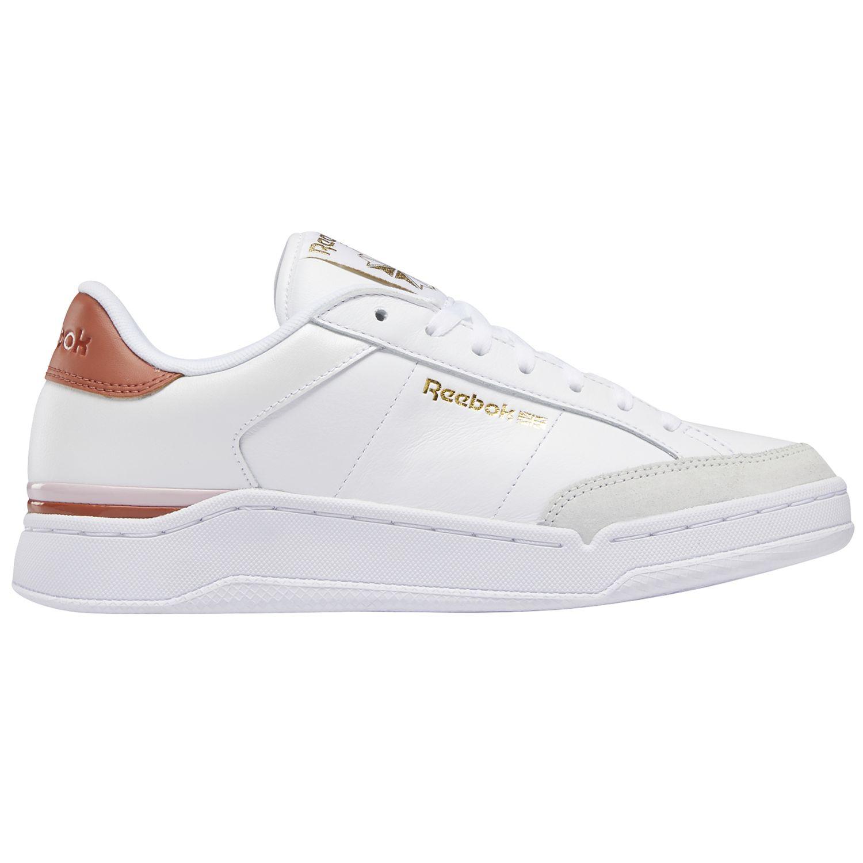 Reebok AD Court Damen Sneaker weiß braun GX0029