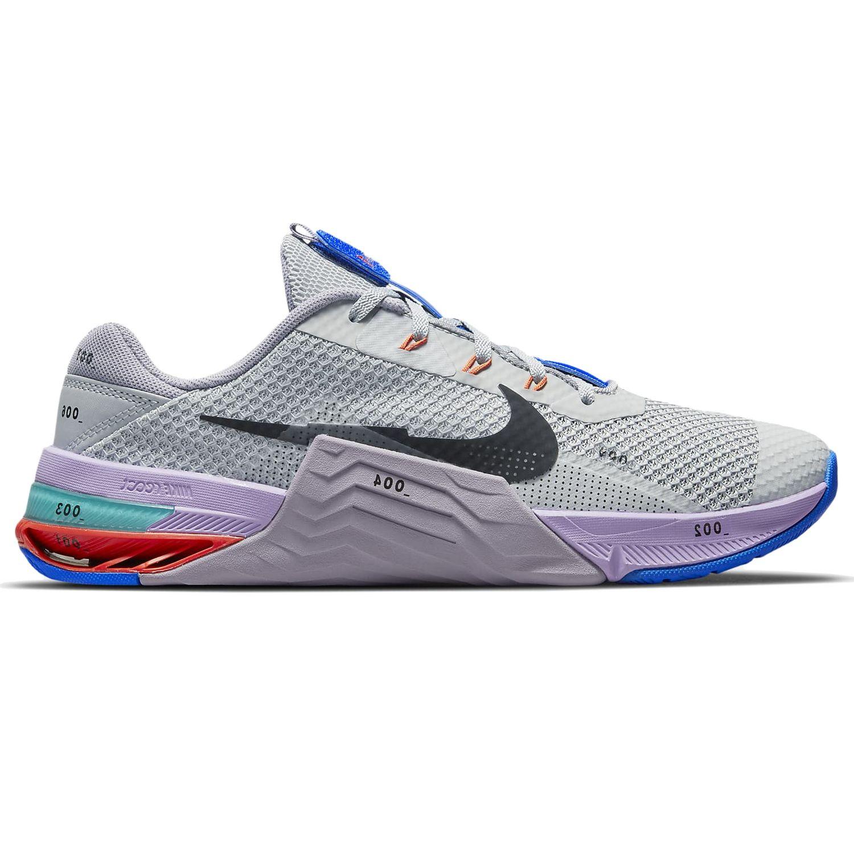 Nike Metcon 7 Trainingsschuh Fitness grau lila blau CZ8281 005