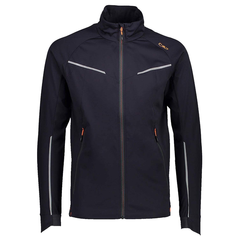 Campagnolo Fix Hood Jacket light Softshell anthrazit 31A6247 U423