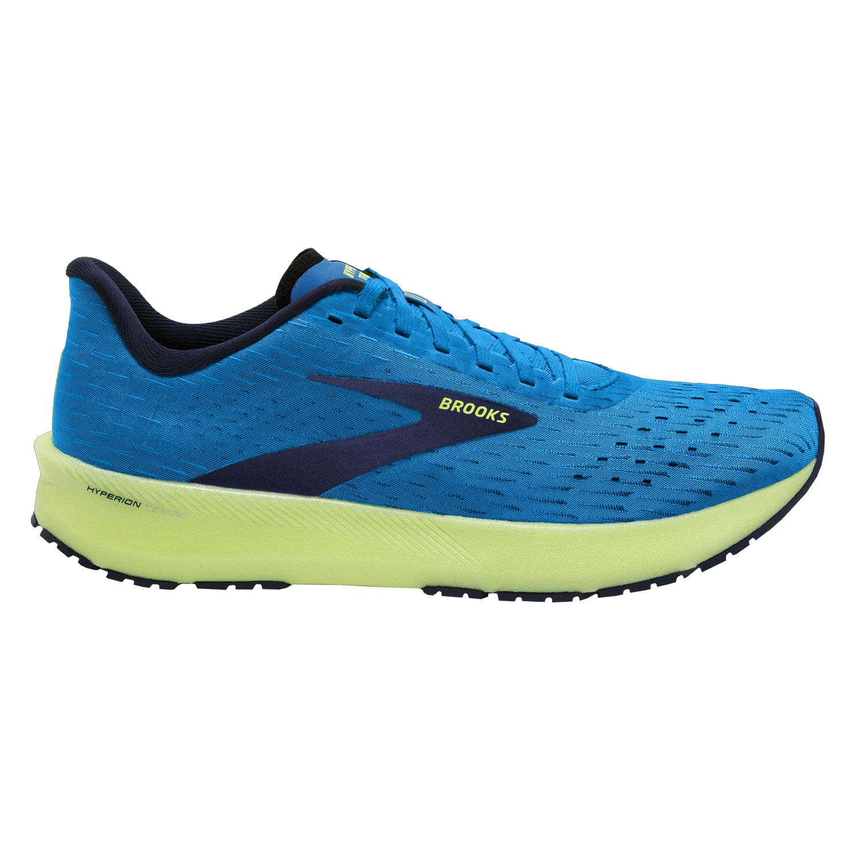 Brooks Hyperion Tempo Herren Running blau gelb 110339 1D 491