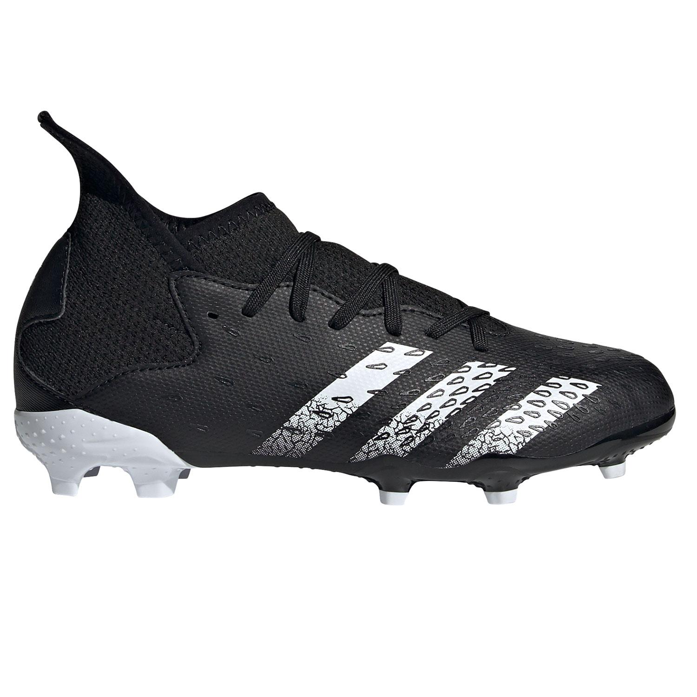 adidas Predator Freak.3 FG J Fußballschuh schwarz weiß FY1031
