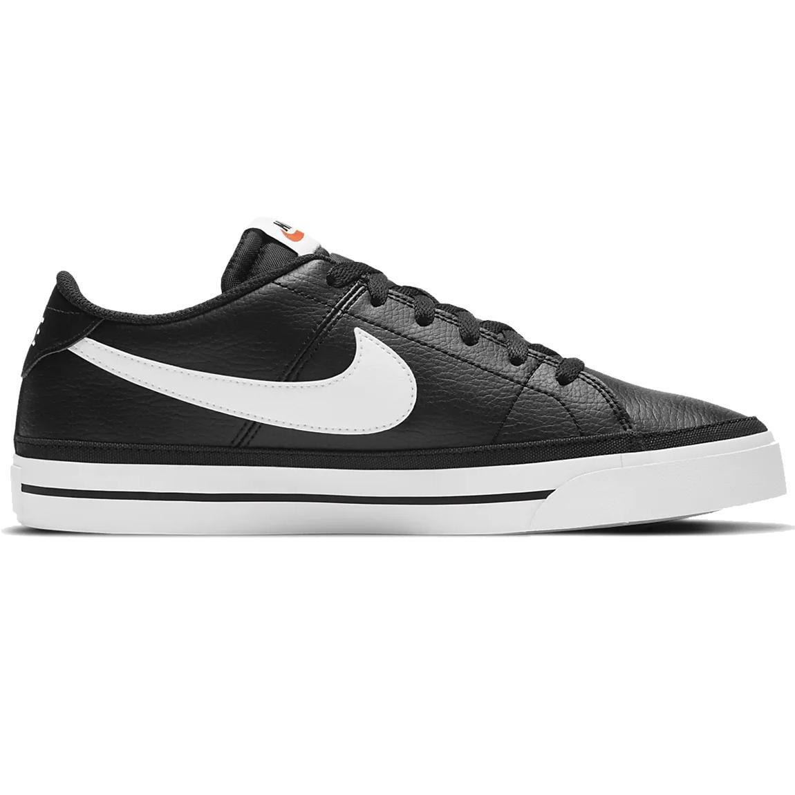 Nike Court Legacy Sneaker schwarz weiß