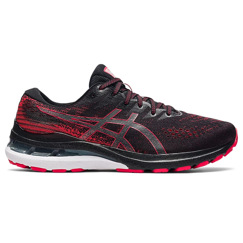 Asics Gel Kayano 28 Herren Running black electric red 1011B189-002