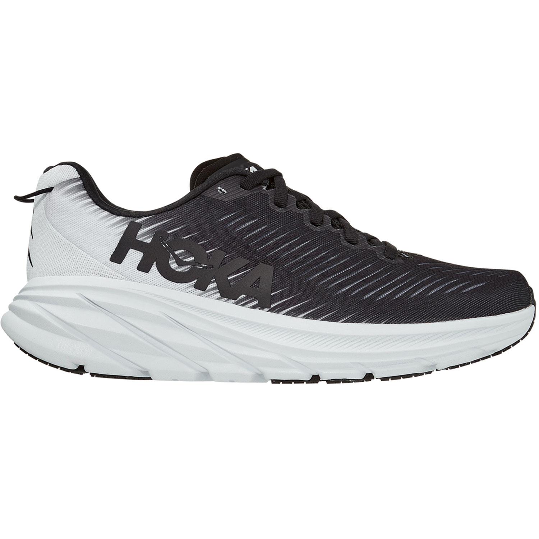 Hoka One W Rincon 3 Damen Running schwarz weiß 1119396/BWHT