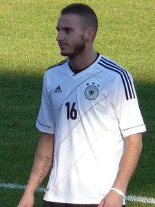 adidas DFB Herren Heimtrikot Philipp Lahm weiß EM 12