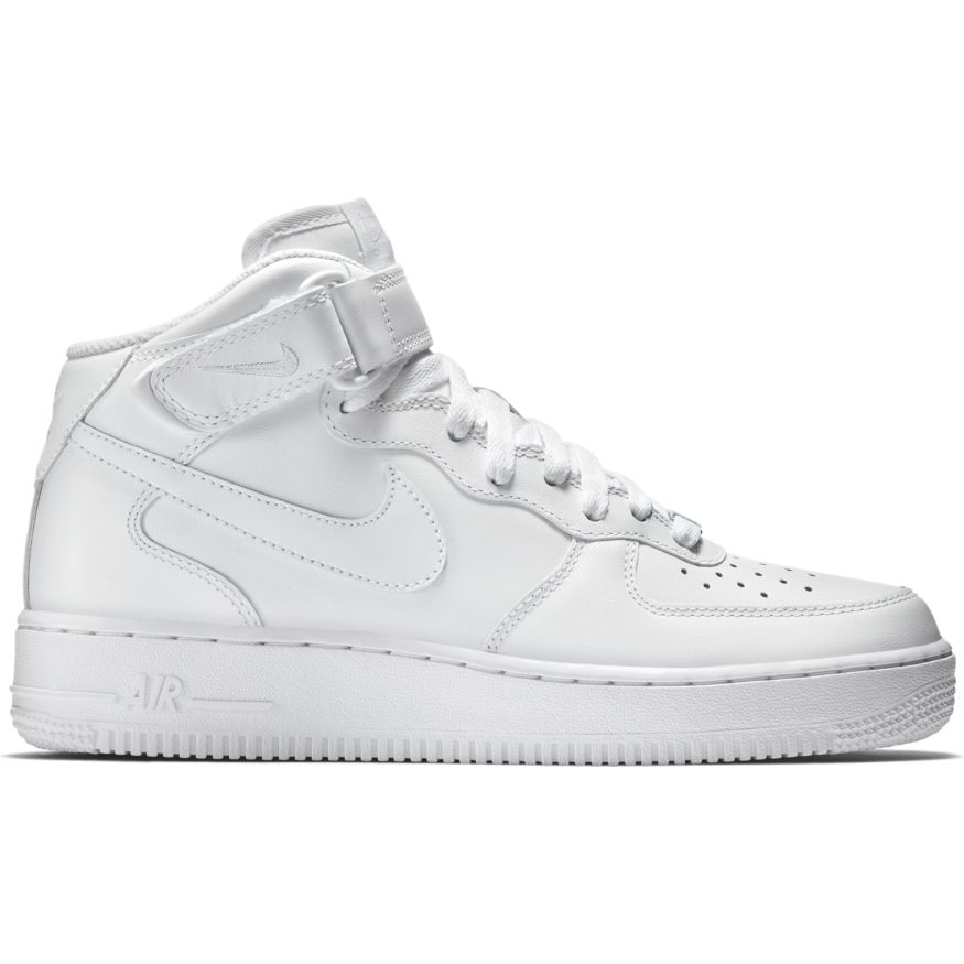 100% genuine 50% price size 7 Nike Air Force 1 MID `07 High-Top Herren Sneaker weiß