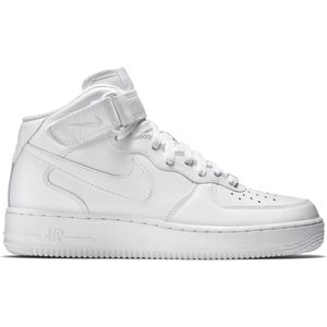Nike Air Force 1 MID `07 High-Top Herren Sneaker weiß – Bild 1