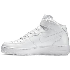 Nike Air Force 1 MID `07 High-Top Herren Sneaker weiß – Bild 2