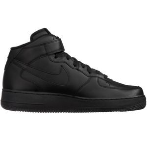 Nike Air Force 1 MID `07 High-Top Sneaker schwarz – Bild 1