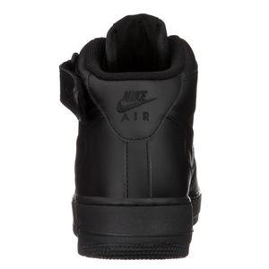 Nike Air Force 1 MID `07 High-Top Sneaker schwarz – Bild 4