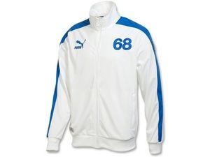 Puma Italien Trainingsjacke Herren EM 2012 weiß