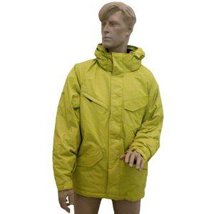 Ripzone Uprising Sherpa Jacket Herren Jacke lime