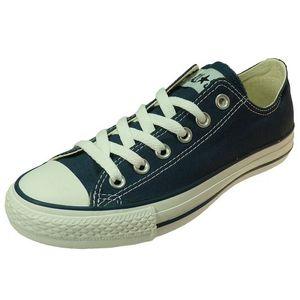 Converse All Star OX Kinder navy blau Canvas