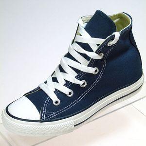 Converse YTHS CT ALLSTAR HI Kinder Jeans blau – Bild 1