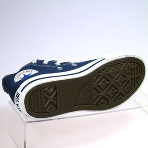 Converse YTHS CT ALLSTAR HI Kinder Jeans blau – Bild 4