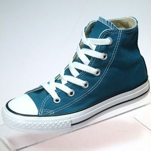 Converse CT All Star High Classic Kinder blau