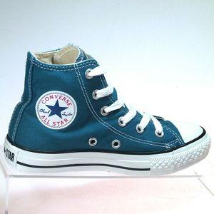 Converse CT All Star High Classic Kinder blau – Bild 2