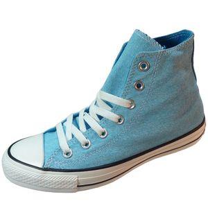 Converse Chuck Taylor All Star High Neon blau – Bild 1