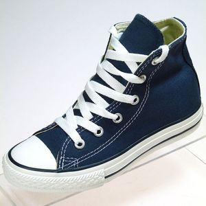 Converse ALL STAR HI Jeans blau