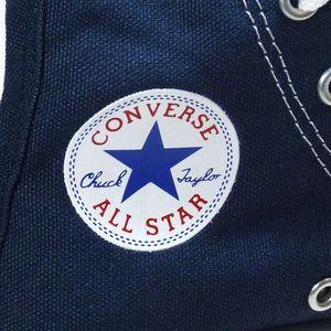 Converse ALL STAR HI Jeans blau – Bild 3