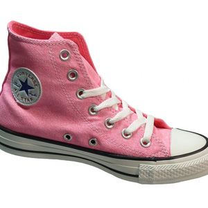 Converse Chuck Taylor All Star High Neon Pink – Bild 3