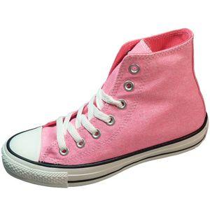 Converse Chuck Taylor All Star High Neon Pink – Bild 1