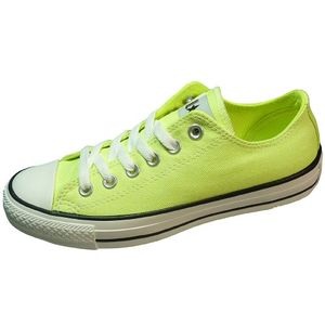 Converse CT OX Neon Gelb Chucks Canvas – Bild 1