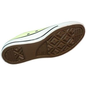 Converse CT OX Neon Gelb Chucks Canvas – Bild 4