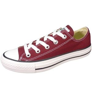 Converse All Star OX maroon weinrot
