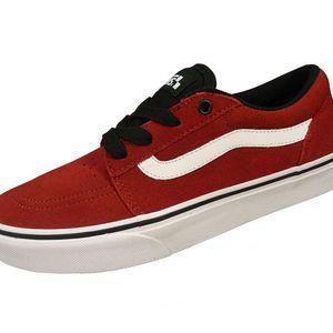 Vans Collins Herren Skateschuh Rot Chili Pepper – Bild 3
