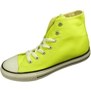 Converse Chuck Taylor All Star High Kinder Neon gelb