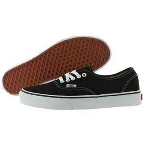 Vans Authentic Sneaker schwarz weiß VN000EE3BLK – Bild 4