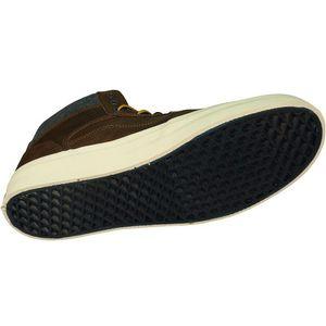 Vans Bedford Herren High-Top Sneaker braun Leder – Bild 4