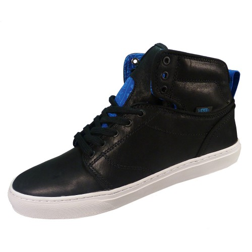 vans alomar herren high top sneaker schwarz blau. Black Bedroom Furniture Sets. Home Design Ideas
